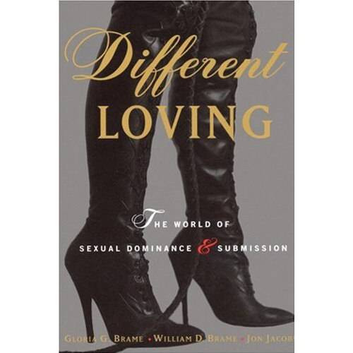 Different Loving by Gloria G Brame