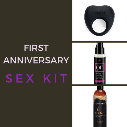 1st Anniversary Sex Kit