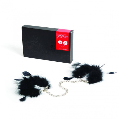 Bijoux Indiscrets Feather Wrist Cuffs