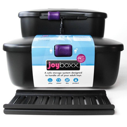 Joyboxx Locking Sex Toy Storage