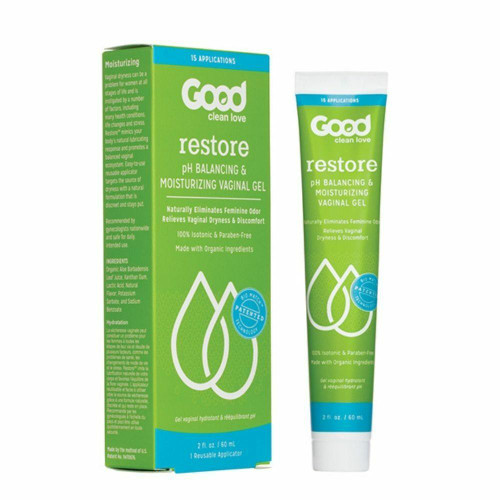 Good Clean Love Restore Vaginal Gel and Moisturizer