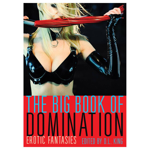 The Big Book of Domination Erotic Fantasies