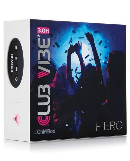 OhMiBod Club Vibe 3.0H Hero