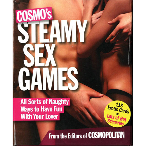 Cosmos Steamy Sex Games
