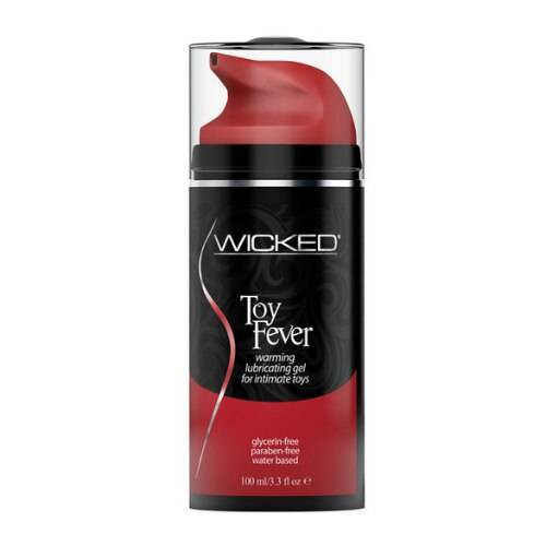 Wicked Toy Fever Warming Lubricant