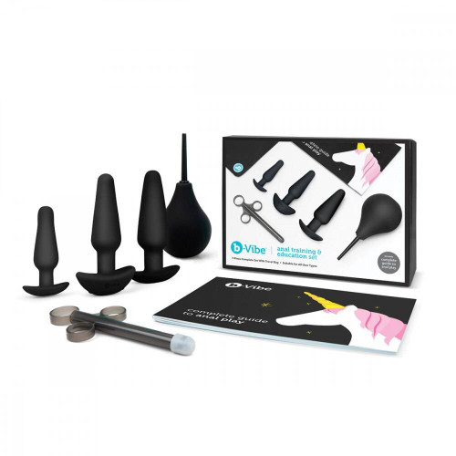 b-Vibe Anal Training and Education Set