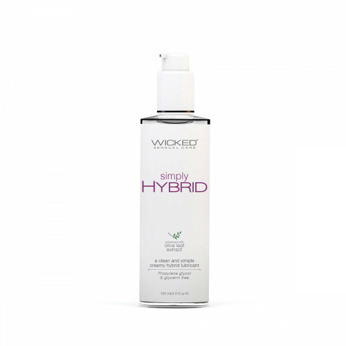 Wicked Simply Hybrid Lubricant