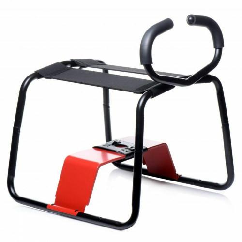 Lovebotz Bangin Bench EZ-Ride Sex Stool with Handles