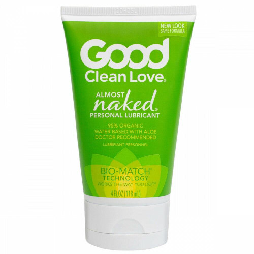 Good Clean Love Water Based Lubricant