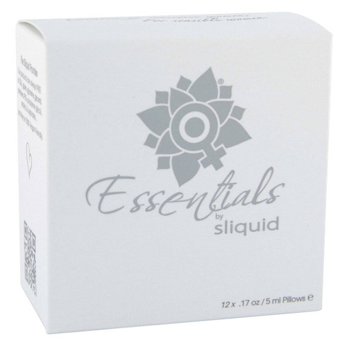 Sliquid Lubricant Essentials Variety Pack