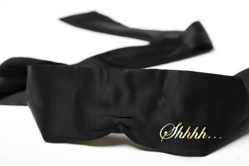 Bijoux Indiscrets Satin Blindfold