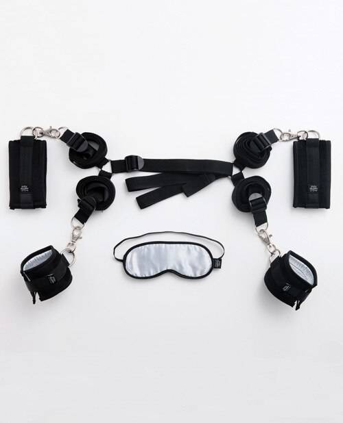 Fifty Shades of Grey Hard Limits Universal Restraint Kit