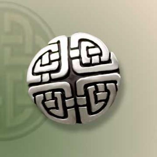 Fechin Cross Lapel Pin