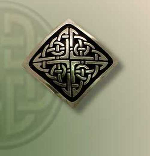 Britford Knot Lapel Pin