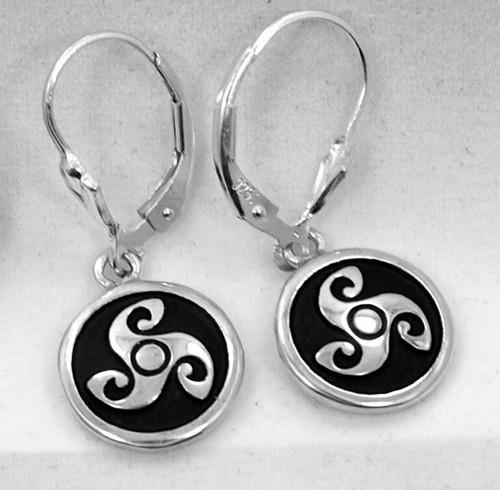 Tri-Skell Earrings