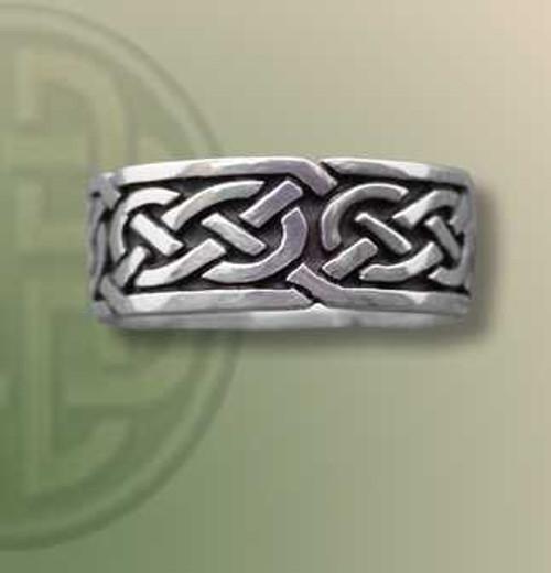 Durrow Band Ring