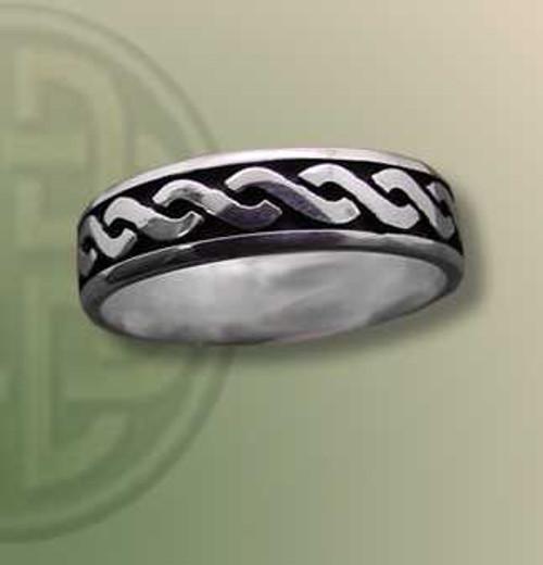 Antrim Band Ring