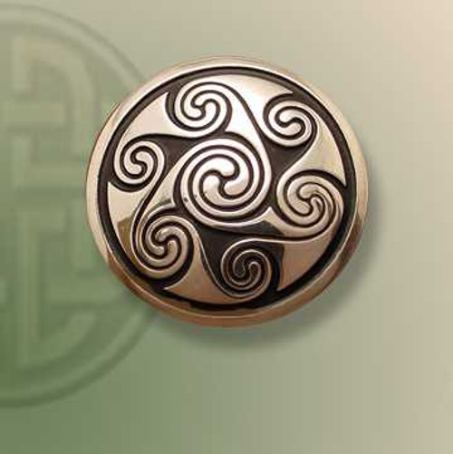 Seven Spirals Pendant