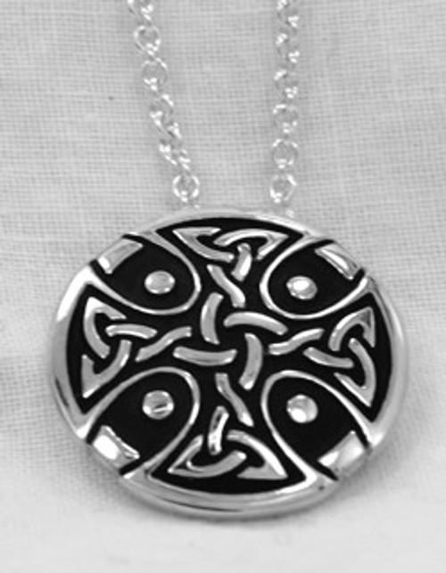 Caithlin Cross Pendant