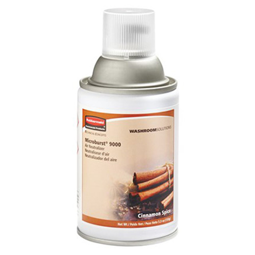 Rubbermaid Microburst 9000 Refills (Case of 4) - Cinnamon Spice