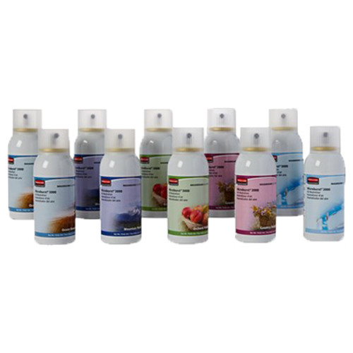 Rubbermaid Microburst 3000 Refills (Case of 10) - Preference Pack