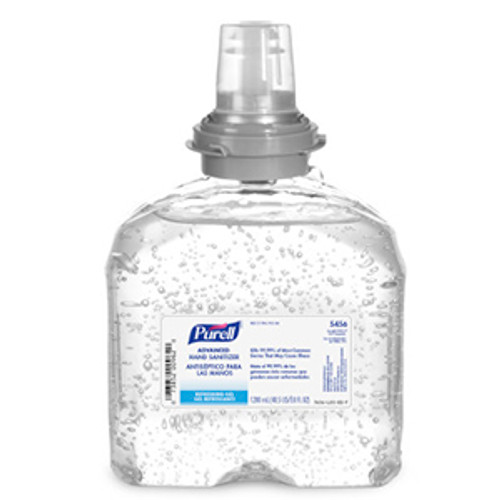Purell TFX 1200ml Hand Sanitizer Gel Refills (Case of 4)