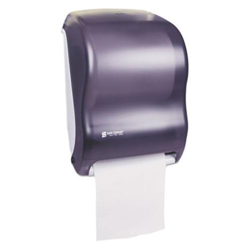 San Jamar Tear-N-Dry Touchless Towel Dispenser - Black Pearl