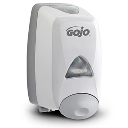 Gojo FMX-12 1250ml Foam Soap Dispenser - White/Gray