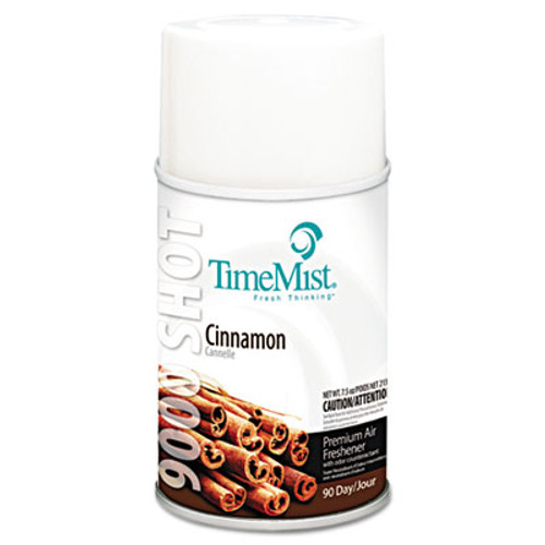 TimeMist 9000 Shot Refills (Case of 4)  - Cinnamon