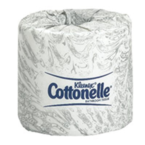 Cottonelle Standard Two-Ply Bathroom Tissue Rolls (Case of 60)