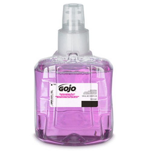 Gojo LTX-12 1200ml Antibacterial Foam Handwash Refills (Case of 2)