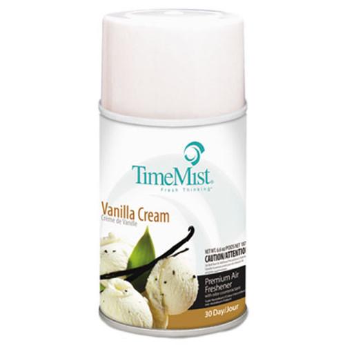 TimeMist Standard Size Refills (Case of 12) - Vanilla Cream