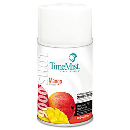 TimeMist 9000 Shot Refills (Case of 4) - Mango