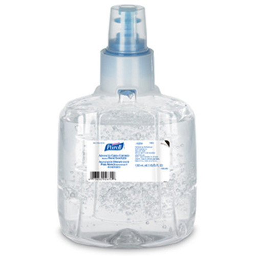 Purell LTX-12 1200ml Hand Sanitizer Gel Refills (Case of 2)