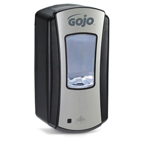 Gojo LTX-12 Touchfree 1200ml Foam Soap Dispenser - Chrome/Black