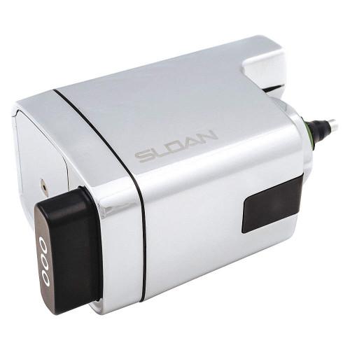 Sloan EBV-500-A Single Flush Side Mount Sensor Activated Retrofit Kit for Exposed Closet and Urinal Flushometers (Sloan Royal, Sloan, Regal and Crown)