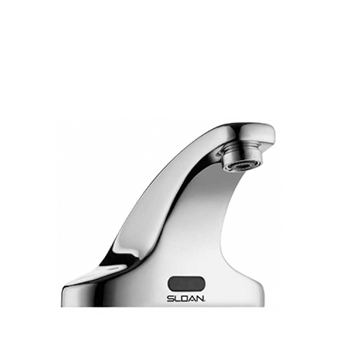 Sloan SF2350 Battery-Powered Deck-Mounted Mid Integrated Base Body Faucet