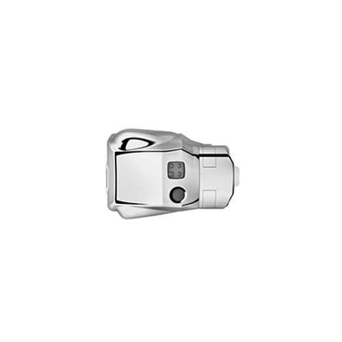 Rubbermaid AutoFlush Clamp for Toilets (Sloan and Zurn Flush Valves) - Polished Chrome