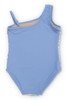 Periwinkle/Silver Flippable Sequins One Shoulder Swimsuit  by Shade Critters UPF50 alt Image 3