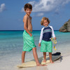 Youth Boys - Water Appearing Pineapple - Swim Trunks