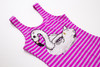 Tween Magic Two Way Sequins Pool Float Scoop Swimsuit by Shade Critters UPF50 alt