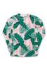 Pink Cabana Botanical Rashguard  by Shade Critters UPF50