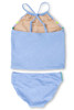 Periwinkle It's All Rainbows Tankini Set by Shade Critters UPF50 alt