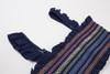 Women's Rainbow Smocked Bikini Set  by Shade Critters UPF50 alt Image 3