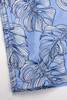 pic of Swim Trunks - Blue Monstera