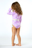 picture of SG01H-177 -long sleeve 1pc - lilac daisy