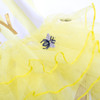 picture of SG01F-193 -1pc w. skirt - bee happy