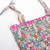 picture of SG06C-195 -smocked bikini - ditsy floral