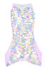 picture of SG05C-187 -mermaid tail - tie dye paillettes