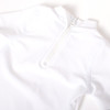 Picture of Zipper detail on Infant Rash Guard